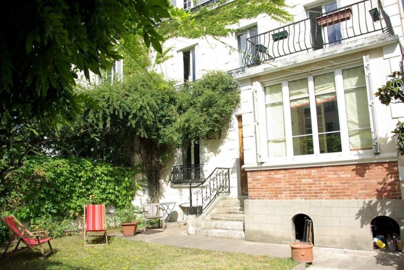 Sale house / villa Asnieres sur seine 1490000€ - Picture 2