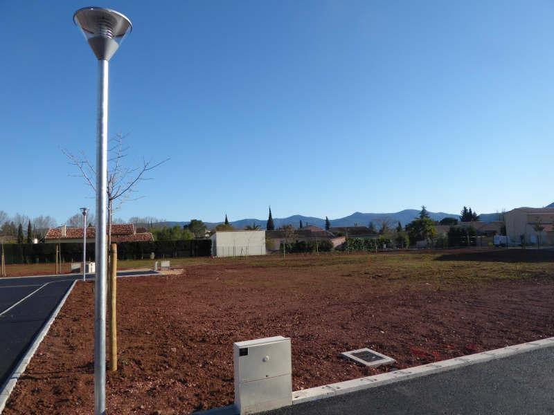 Vente terrain constructible le luc 410m 95000 for Combien coute un terrain constructible