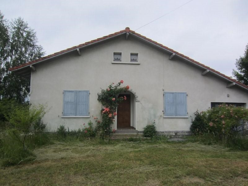 Vente maison / villa Mauleon licharre 99 000€ - Photo 1
