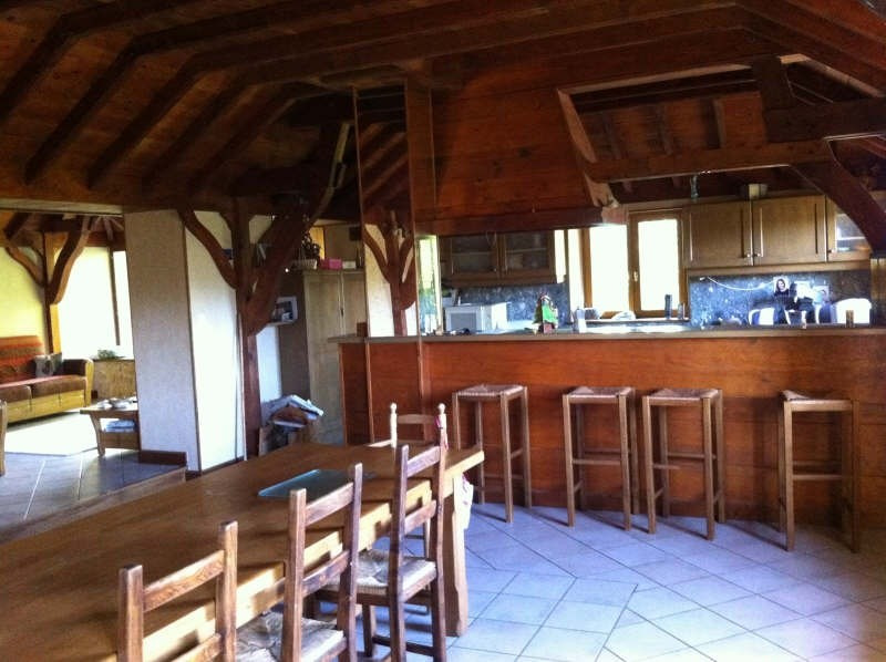 Vente maison / villa Morestel 352 000€ - Photo 2