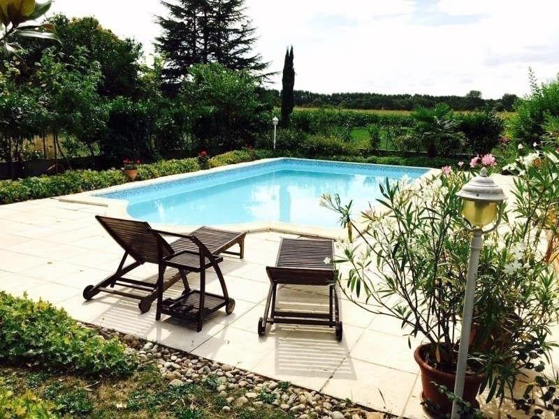 Sale house / villa Balan 390000€ - Picture 1