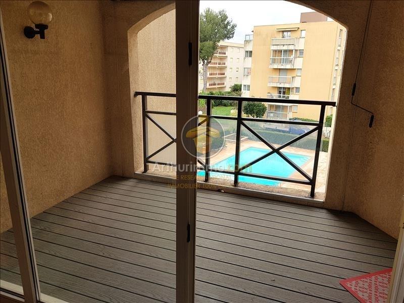 Sale apartment Sainte maxime 147000€ - Picture 1