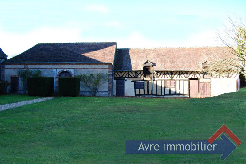Sale house / villa Verneuil d avre et d iton 312000€ - Picture 11