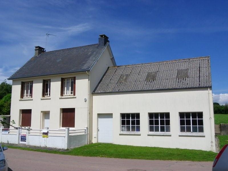 Revenda casa St maurice en cotentin 166000€ - Fotografia 1