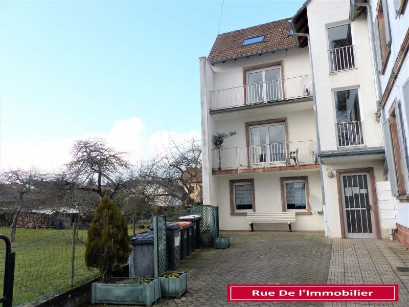 Investment property building Hattmatt 369 250€ - Picture 1