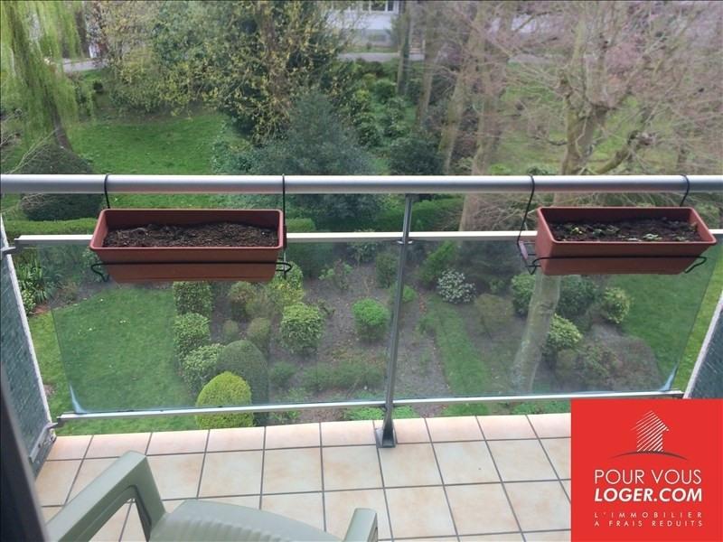 Rental apartment Boulogne sur mer 600€ CC - Picture 4