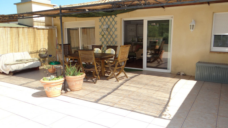 Location vacances appartement Cavalaire 700€ - Photo 9