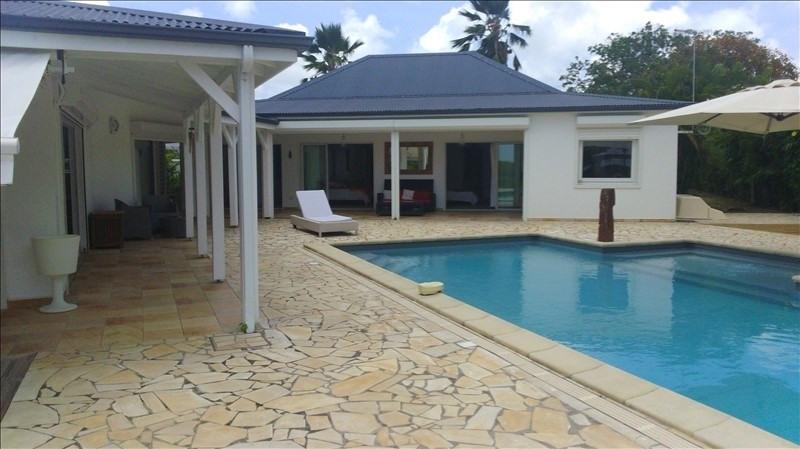 Deluxe sale house / villa Ste anne 1010000€ - Picture 5
