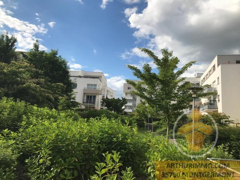 Produit d'investissement appartement Rennes 155700€ - Photo 2