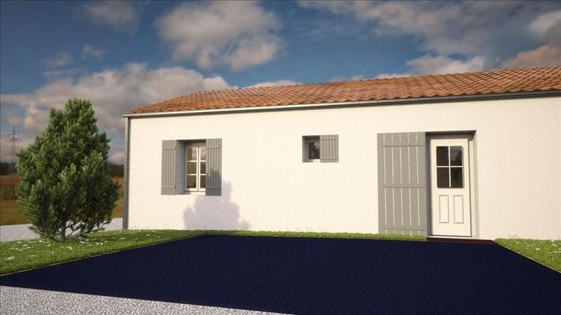 Sale house / villa La tranche sur mer 172000€ - Picture 1