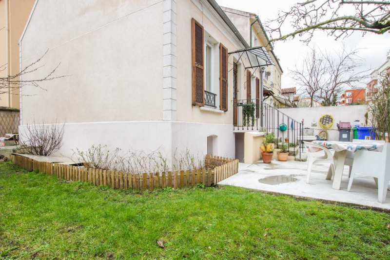 Revenda casa Asnieres sur seine 549000€ - Fotografia 2