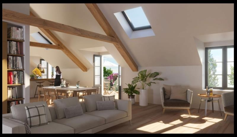 Vente appartement Croissy sur seine 491250€ - Photo 1