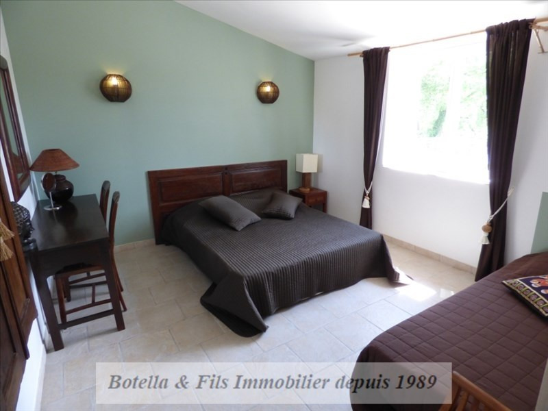 Vente maison / villa Barjac 499000€ - Photo 6