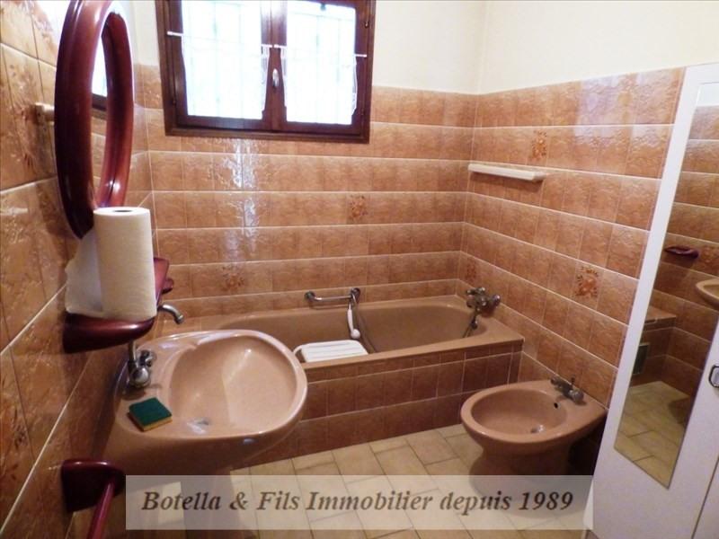 Sale house / villa Uzes 232000€ - Picture 7