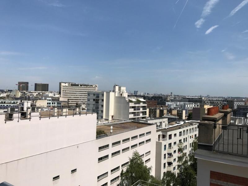 Rental apartment Paris 13ème 650€ CC - Picture 4