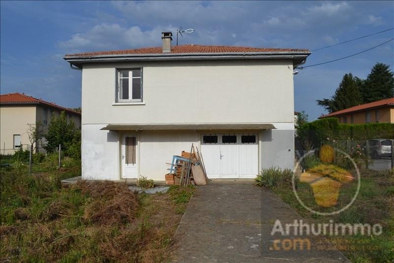 Vente maison / villa Odos 142000€ - Photo 1