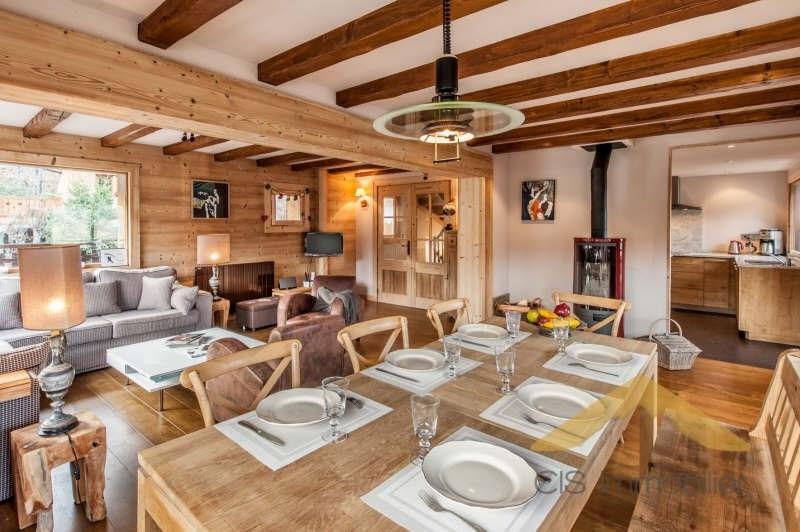 Deluxe sale house / villa Meribel 1100000€ - Picture 3
