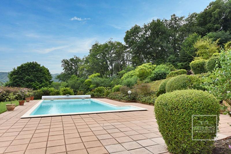 Vente de prestige maison / villa Couzon au mont d or 1100000€ - Photo 6