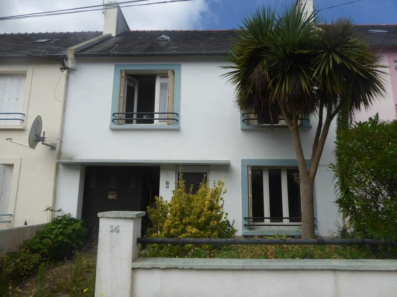 Vente maison / villa Douarnenez-treboul 86400€ - Photo 1