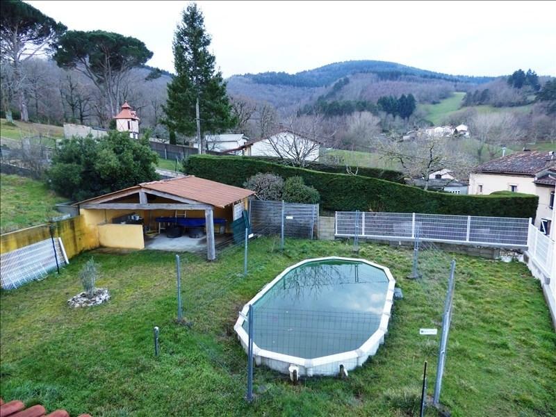 Rental house / villa Mazamet 855€ CC - Picture 10