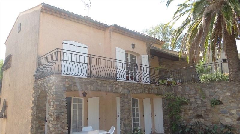 Vente de prestige maison / villa Cavalaire sur mer 595000€ - Photo 10
