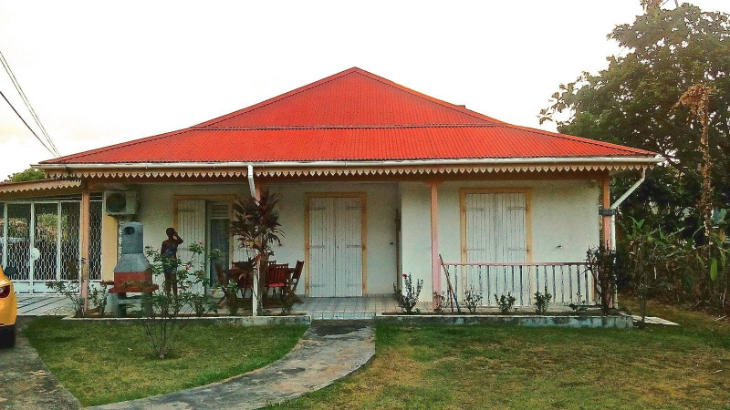 Vente maison / villa Goyave 240000€ - Photo 2