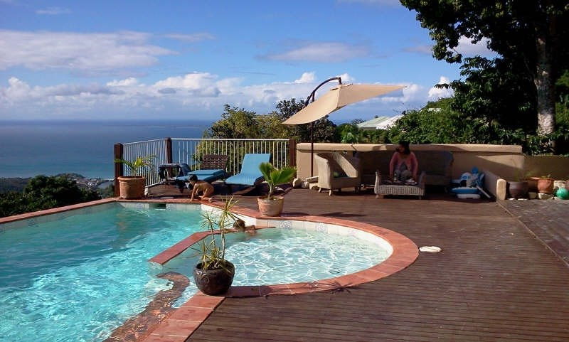 Deluxe sale house / villa St martin 1260000€ - Picture 2