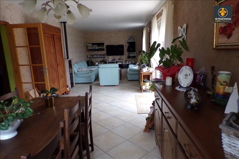 Sale house / villa Epreville 240000€ - Picture 3