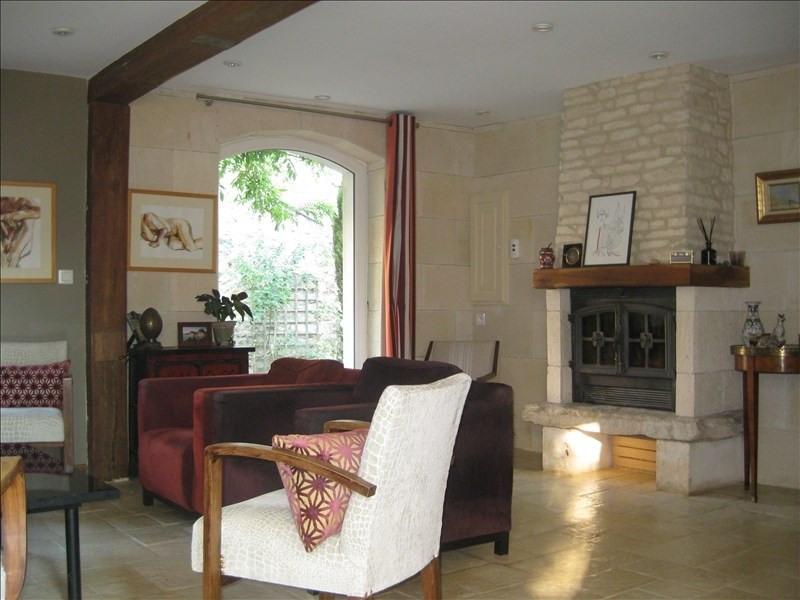 Sale house / villa Arthies 420000€ - Picture 5