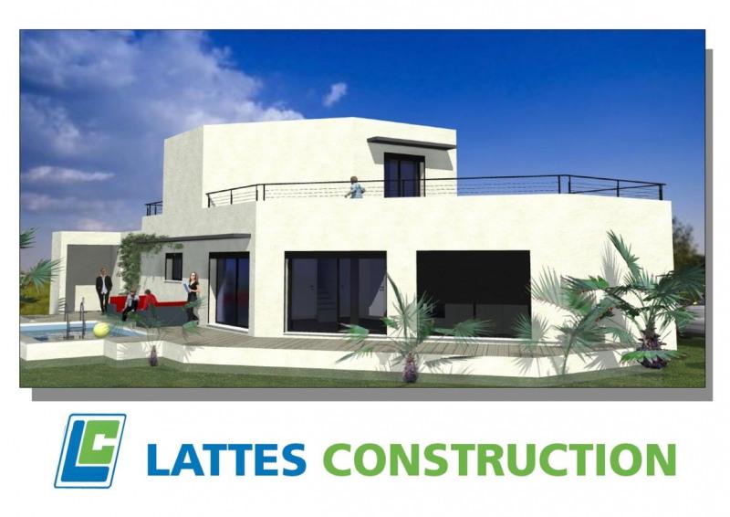 Maison  5 pièces + Terrain 870 m² Castelnau-le-Lez par LATTES CONSTRUCTION
