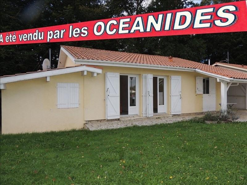 Vente maison / villa Tarnos 345000€ - Photo 1