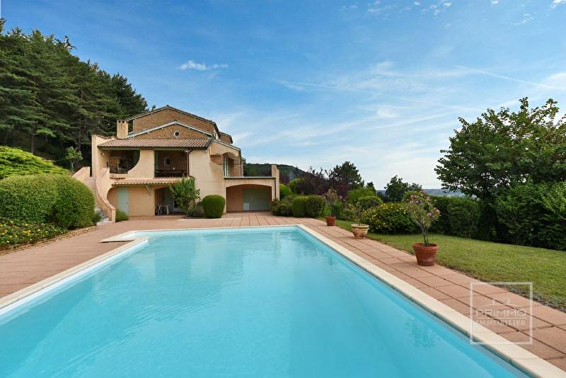 Vente de prestige maison / villa Couzon au mont d or 1100000€ - Photo 4