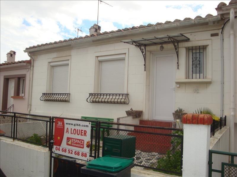 Location maison / villa Perpignan 698€ CC - Photo 5