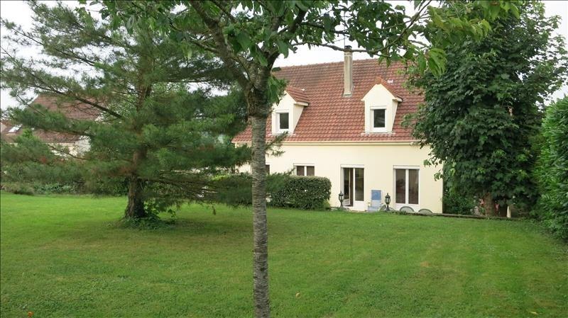 Vente maison / villa Quincy voisins 367000€ - Photo 1