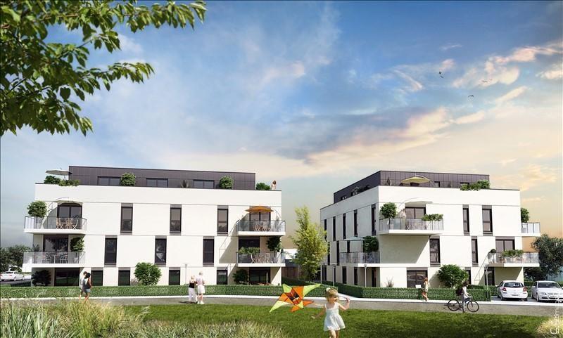 Sale apartment Oberhausbergen 450000€ - Picture 1