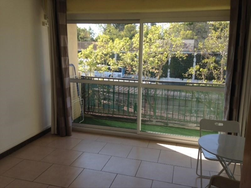 Rental apartment Aix en provence 590€ CC - Picture 1