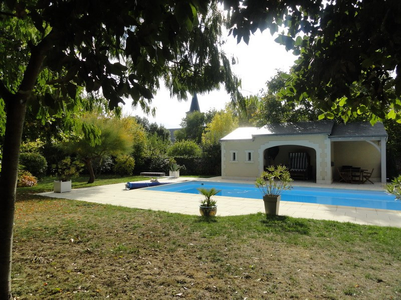 Deluxe sale private mansion Angers 20 mn. 600 000€ - Picture 3