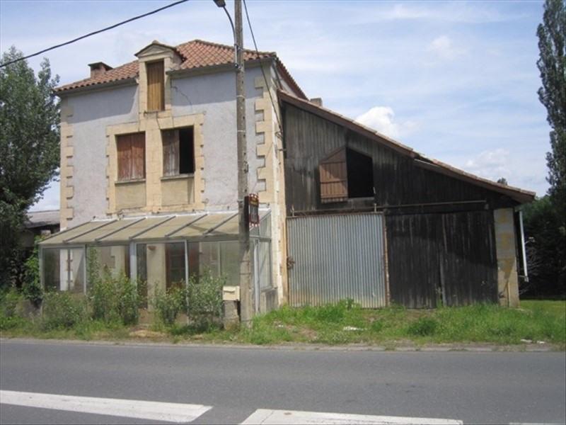 Sale house / villa Belves 54000€ - Picture 1