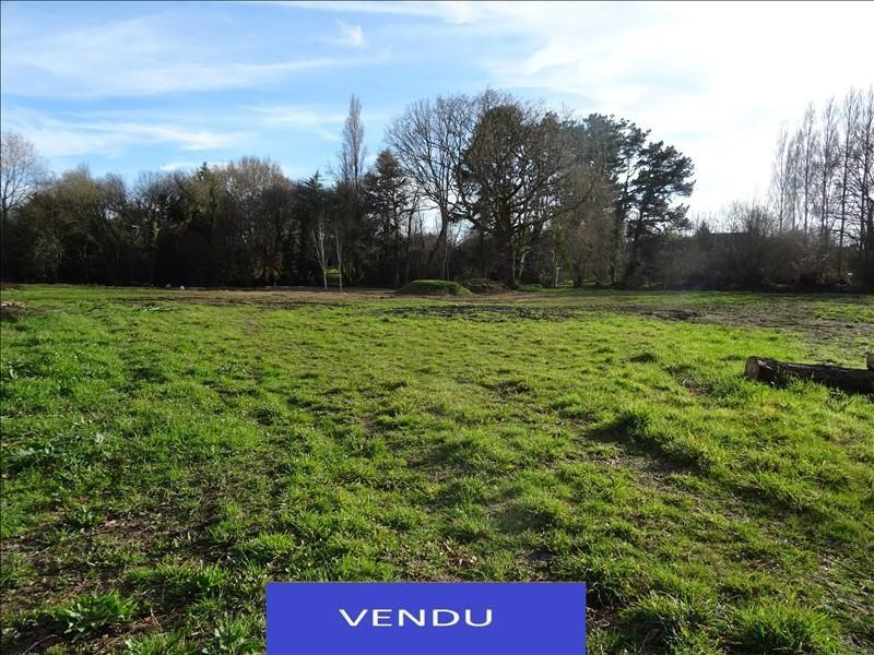 Vente terrain Fouesnant 108000€ - Photo 1
