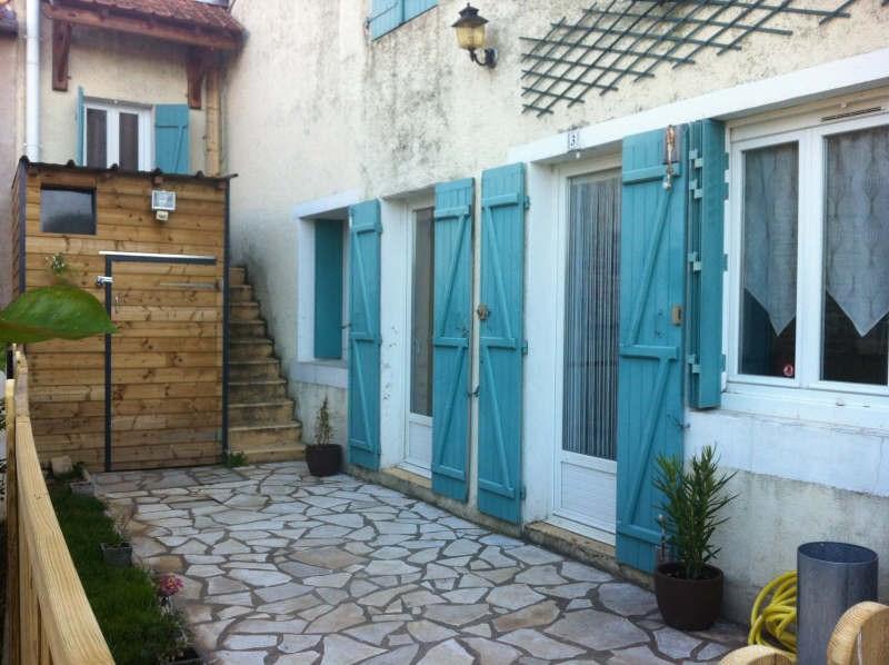 Vente maison / villa Iteuil 123000€ -  1