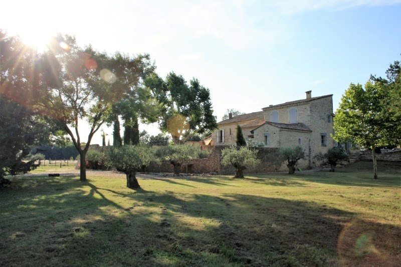 Vente de prestige maison / villa Goudargues 795 000€ - Photo 10