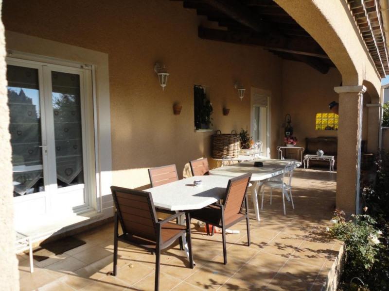 Vente maison / villa Althen des paluds 410000€ - Photo 10
