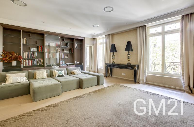 Vente de prestige appartement Paris 16ème 7500000€ - Photo 5