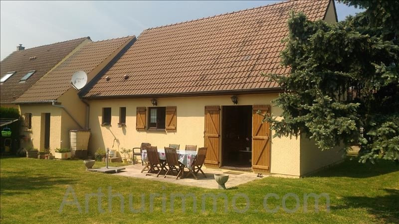 Sale house / villa Mormant 252000€ - Picture 2