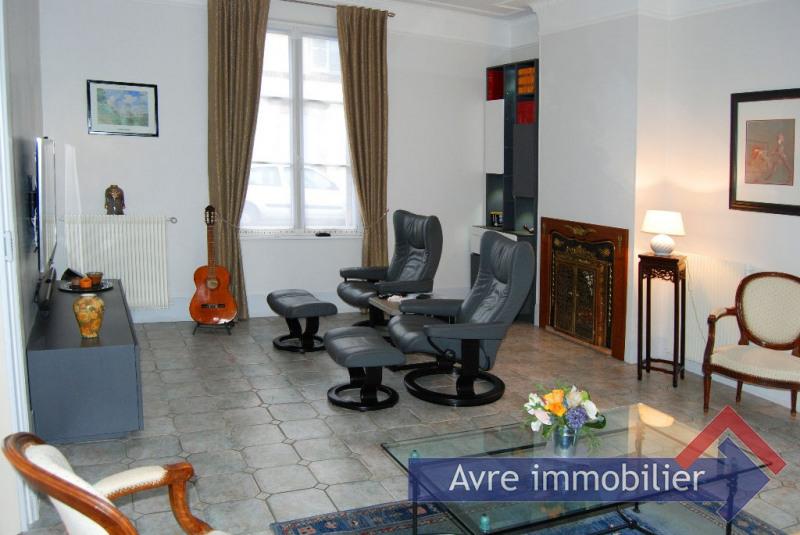Vente maison / villa Verneuil d avre et d iton 305000€ - Photo 1