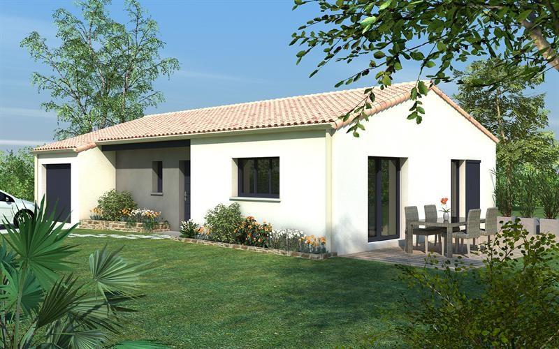 Maison  4 pièces + Terrain 610 m² Montamisé par DELRIEU CONSTRUCTION