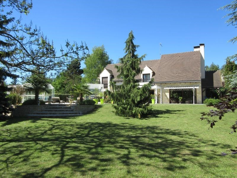 Revenda residencial de prestígio casa Claye souilly 1456000€ - Fotografia 1