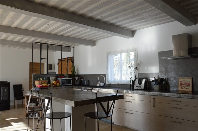 Verkoop  huis Villes sur auzon 442000€ - Foto 2