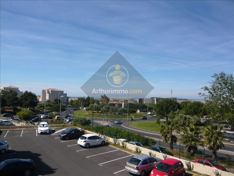 Sale apartment Sete 84 000€ - Picture 1