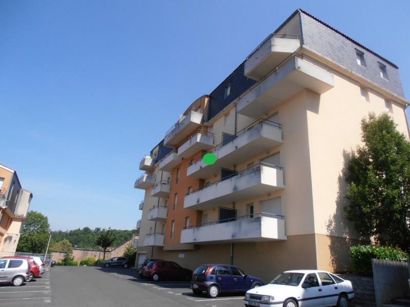 Beau T2 43,50 m² avec balcon et vue dominante